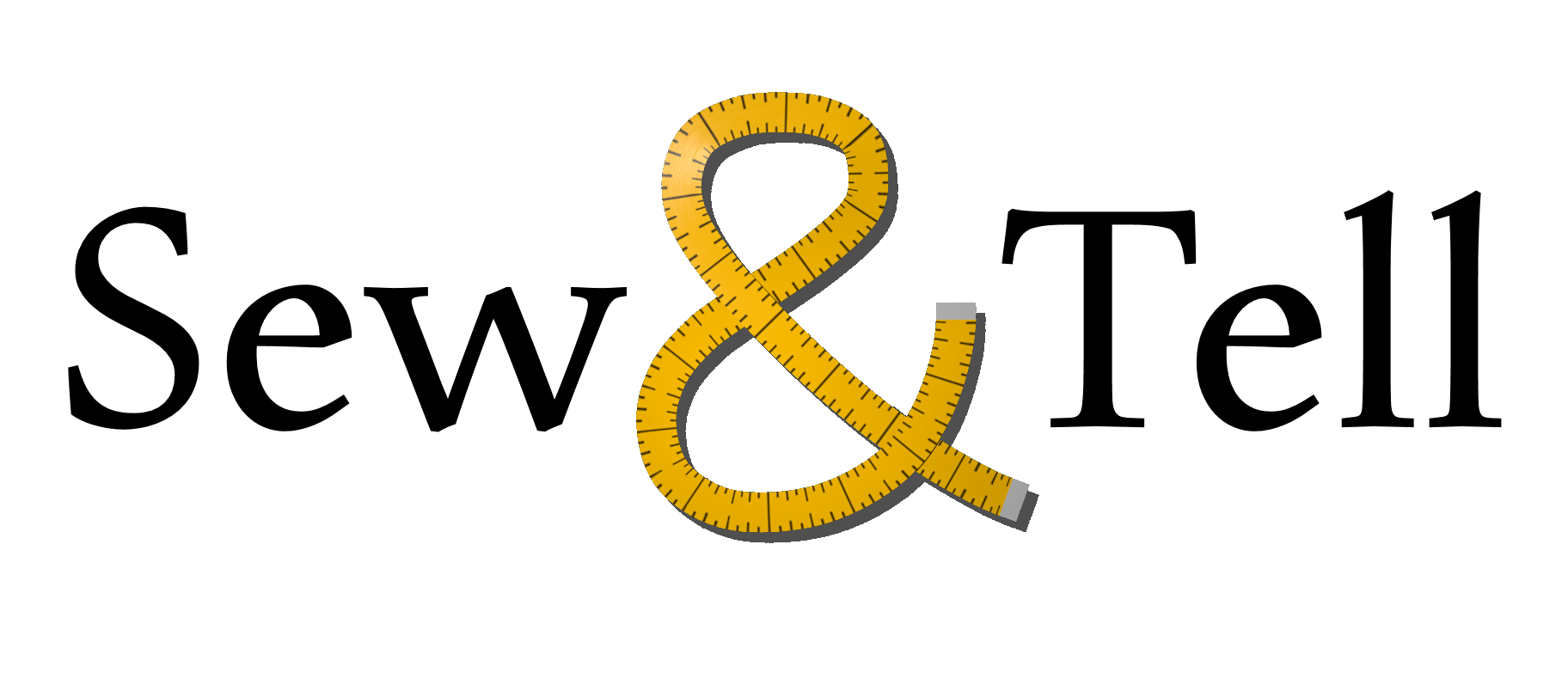 Sew and Tell logo